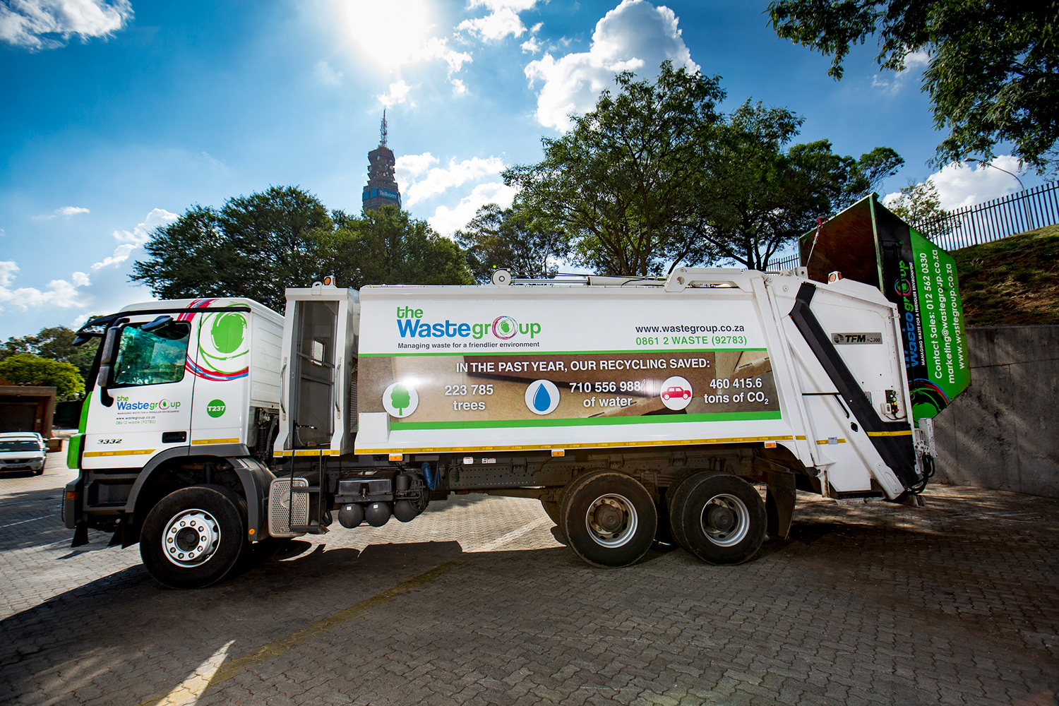 Wastegroup – Waste Management & Recycling